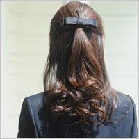 幼稚園・保育園 面接時 母親の髪型