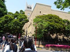 大学体験ツアー