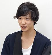 東京大学文学部4年長濱幸大さん1