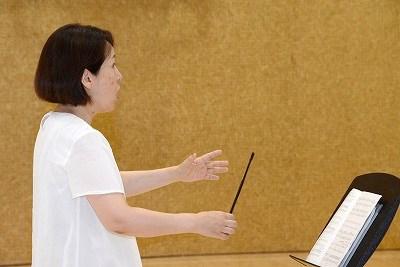 音楽の齋藤先生