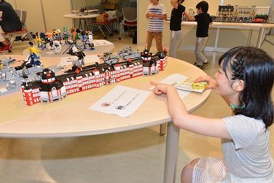 東大五月祭 東大LEGO部