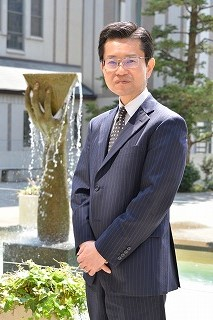 聖学院中学校・高等学校副校長_清水広幸先生