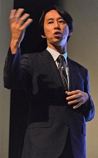 福原正大先生(一橋大学院特任教授、IGS代表)