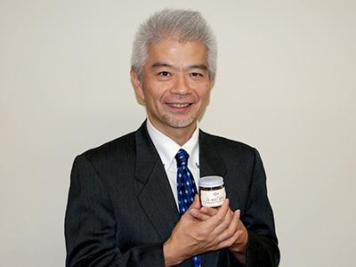 生物科の相澤先生