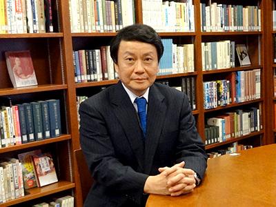 川邊 靖 先生