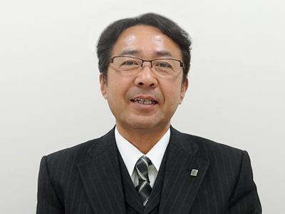 中学教頭: 名雲 浩先生