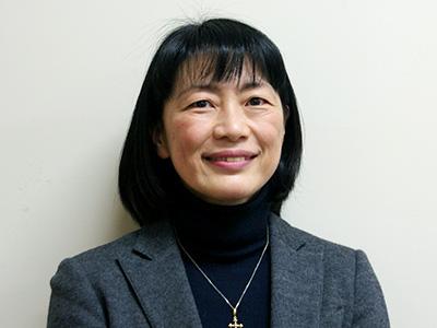 化学科の生田先生