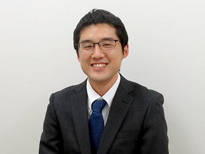お話をうかがった国際教育部長・IBコーディネーター:前田紘平先生(社会科・英語科)