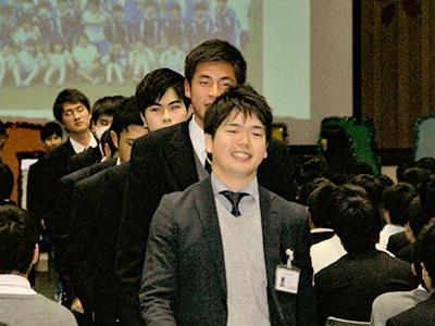 八幡健斗先生