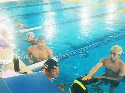 水泳練習2