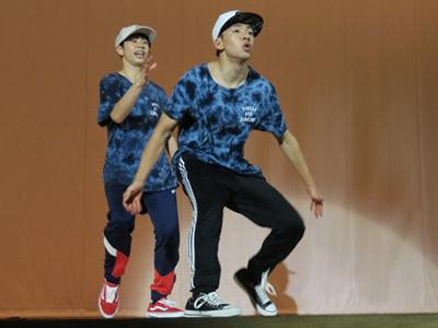 ブレイクダンス2