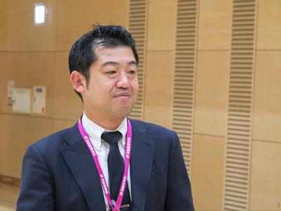 数学科の北川先生