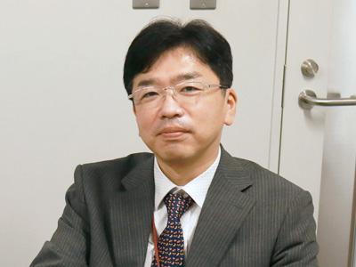 国語科の藤井先生