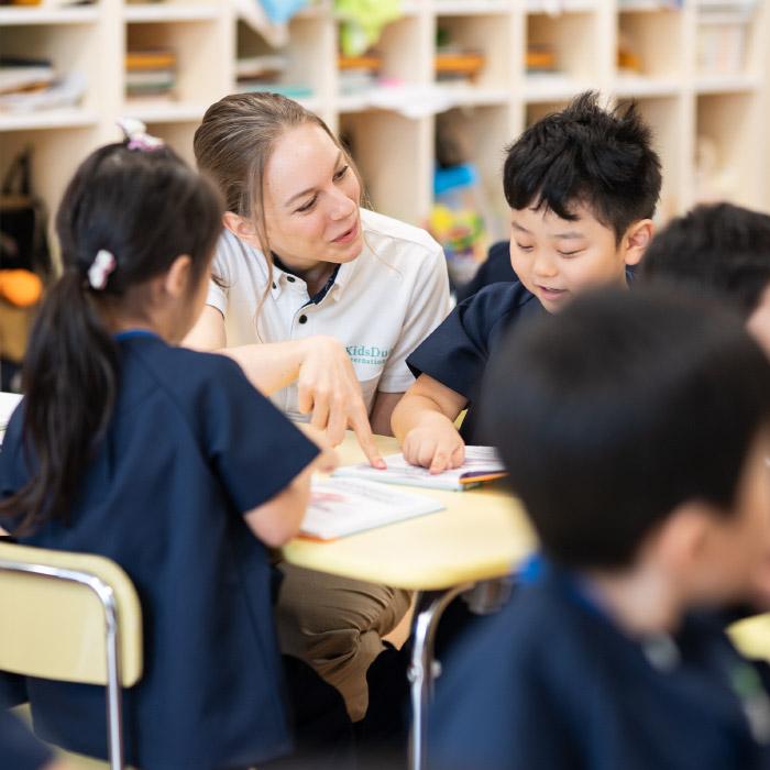 「インターナショナルスクールとは一線を画すバイリンガル幼児園 一体、なにがどう違うの?」記事サムネイル