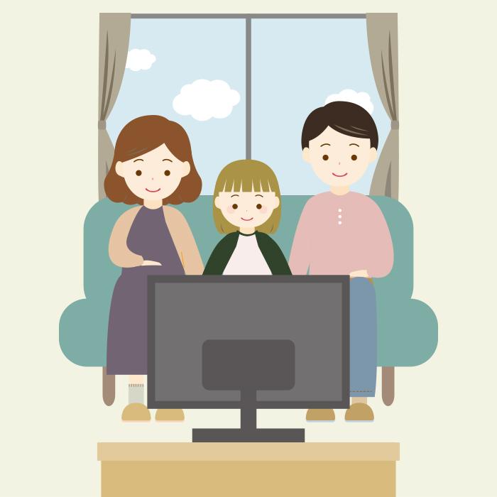 「【2021年 春】親子で見たいテレビ番組」記事サムネイル