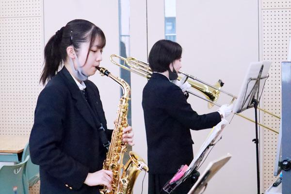 吹奏楽部1