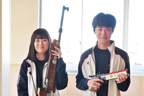 ライフル射撃部3