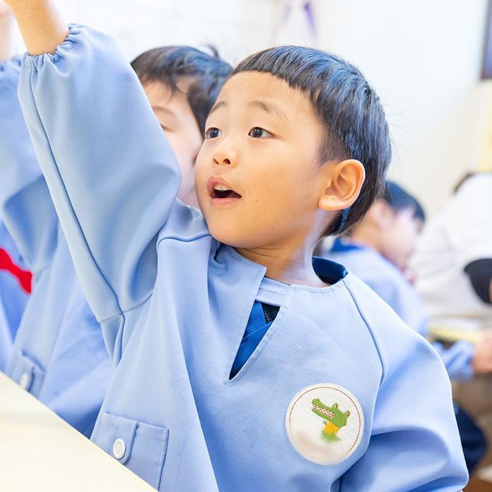 「幼児期に身につけたい、グローバル社会で活躍するために必要なスキルとは?」記事サムネイル