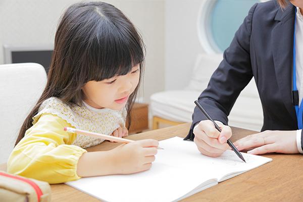 志望校に特化したマンツーマン個別指導を実施
