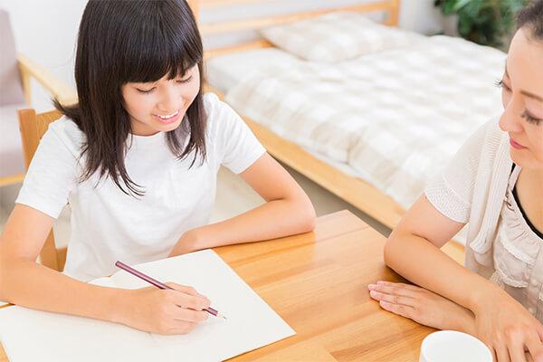 夏期講習・家庭学習のポイント