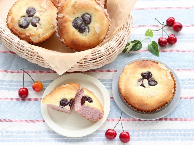 【東京ガス親子料理教室】親子で作る!ふんわり甘いピンクのチェリーパン