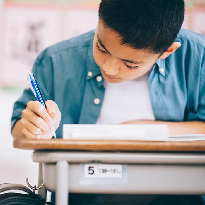 「中学受験 6年生夏休みの弱点克服、効率のよいやり方とは?」記事サムネイル
