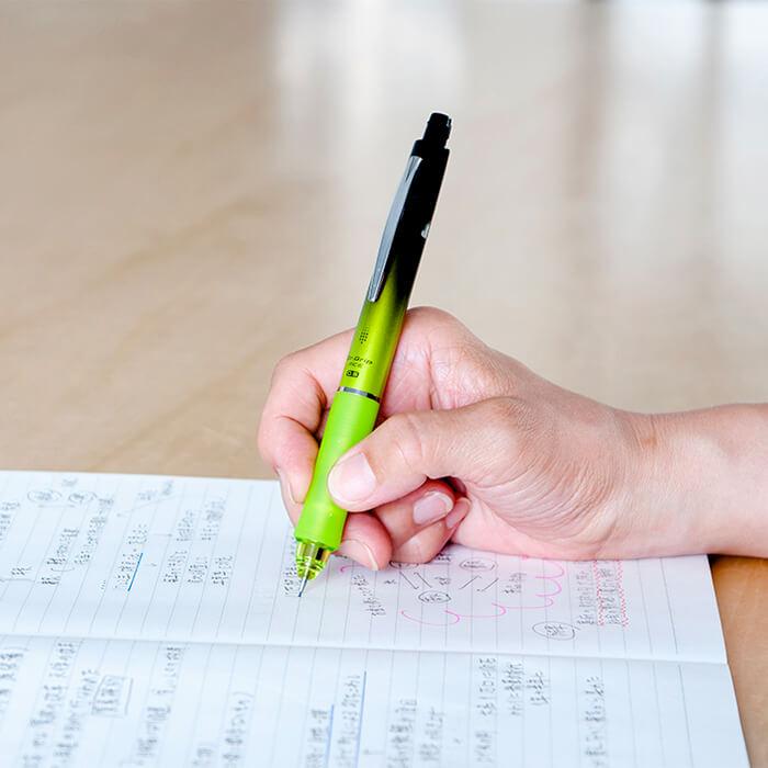 「受験生におすすめ!高機能シャープペンをプレゼント」記事サムネイル