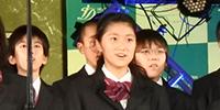 中学合唱コンクール