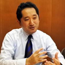 入試広報部長 山田道行先生