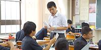英語授業に潜入!
