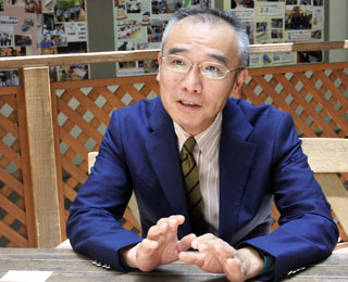 中高一貫コース副教頭 大塚 勝之先生