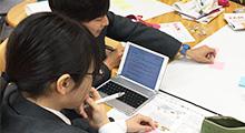 iPadを使用したICT教育