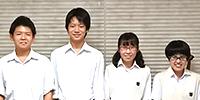 現役進学率の高さは桜丘の進学指導にアリ!