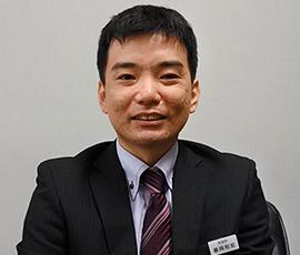 進学部長の藤岡 和宏先生